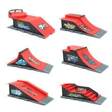 Fai da te a-f sito skate park rampa di ricambio per tastiera finger board ultimate parchi ragazzi giochi per adulti novità articoli per bambini giocattoli(China (Mainland))