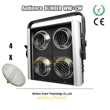 For Audience Arena Light Warm Light Blinder 2600w Also Have LED COB Blinder Light Type For Ballet Theatre Show plaza(China (Mainland))