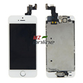 100 OEM for iphone 5s lcd display and touch screen digitizer assembly home button and front