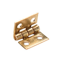 10Pcs Mini Small Metal Hinge for 1/12 House Miniature Cabinet Furniture 3c-fd(China (Mainland))