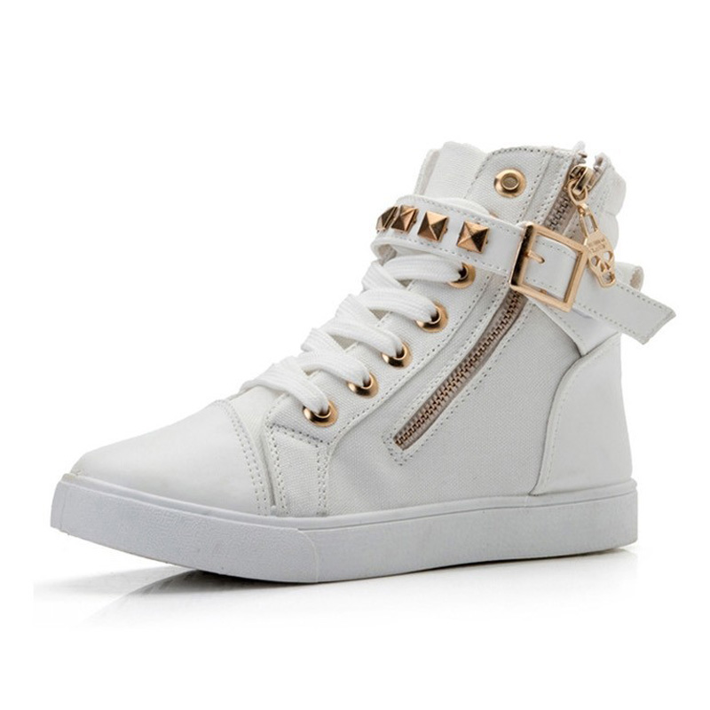 Quality New Brand Fashion Sneakers Spring Autumn Women