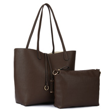 Women Shoulder Bag 2015 Hasp Designer Handbags Female sac femme Women Purse Bag Set Big High Quality Pu Leather Bags For women(China (Mainland))