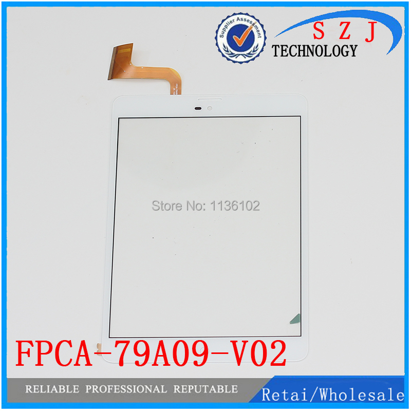 "Original 7.9"" inch FPCA-79A09-V02 Capacitive touch screen Panel digitizer glass Free shipping(China (Mainland))"