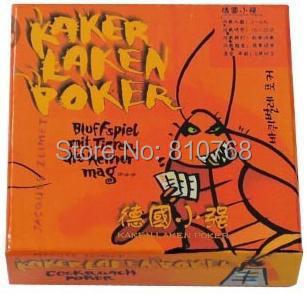 Игральные карты Poker Kakerlaken #1949 Table Games карты пластиковые игральные poker club для покера 1173971
