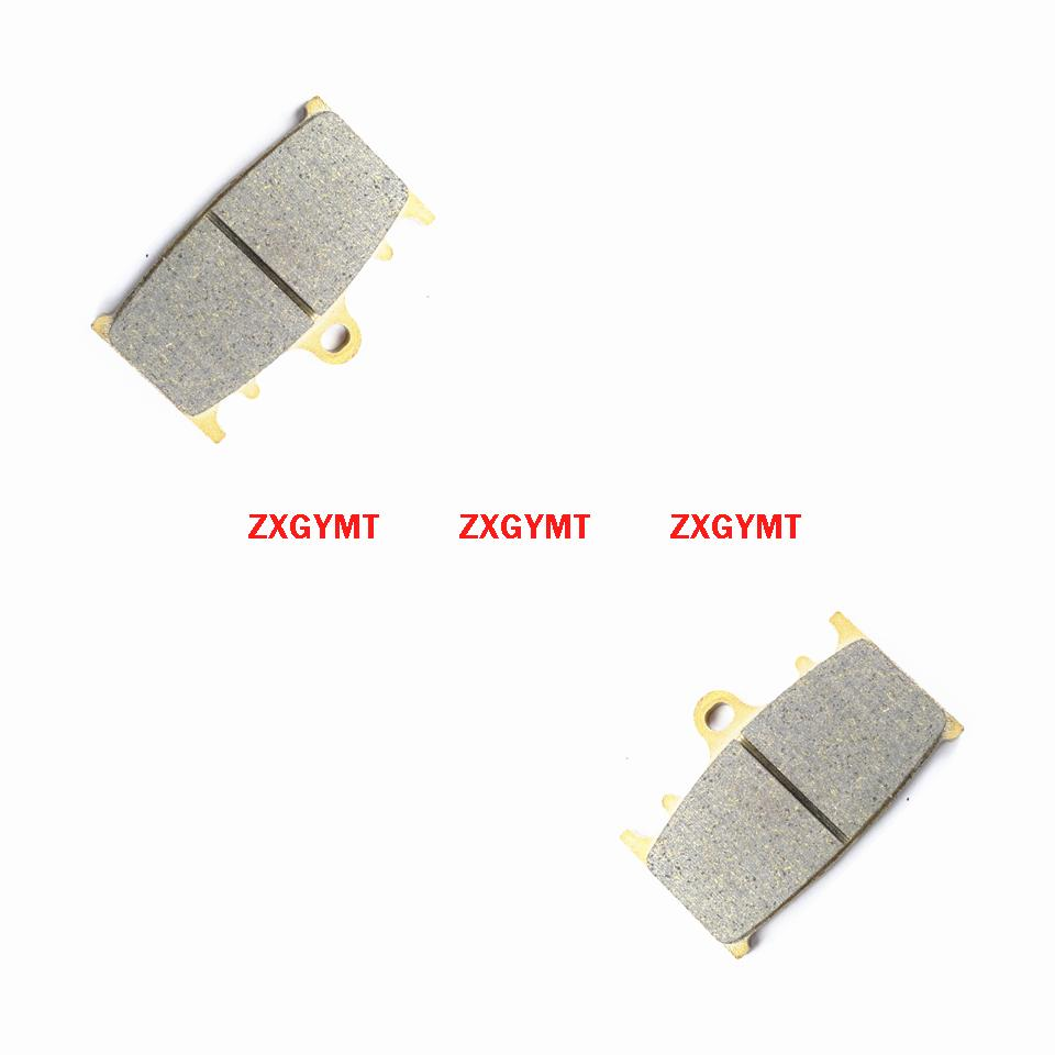 good quality Motorcycle Front Brake Pads fit KAWASAKI ZZR 400 (ZX K1/K2/K3) 1990 - 1992 ZXGYMT MOTORCYCLE PARTS store