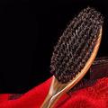 Wood Hair Brush Sandalwood comb Wooden Hair Brushes Paddle Hair comb Hair Extension Brush J19