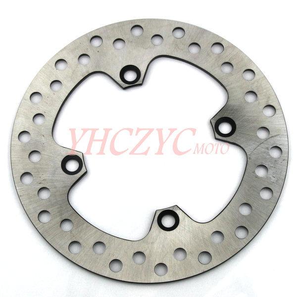 Brake disc, rear Fits Honda XL250 XLR250 CRM250 SL250 SLR650 97-98 delivery - YHC YHC's store