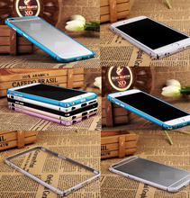 Aluminum Metal Bumper Case Cover Mobile Phone Frame For APPLE IPHONE 6 Plus 5.5″ inch NEW