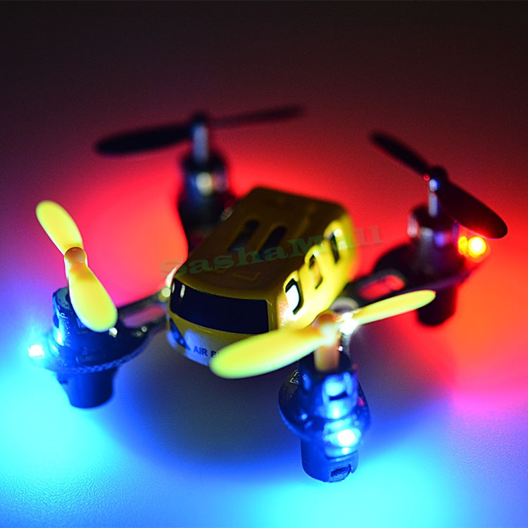 2015 new arrival 6-Axis Gyro 2.4G 4CH Mini quadcopter remote control rc helicopter With LED Light drones 54(China (Mainland))