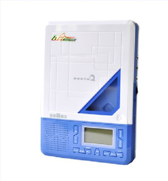 Q100 cd player voice learning machine cd language repeater portable tf card usb flash drive mp3 player(China (Mainland))