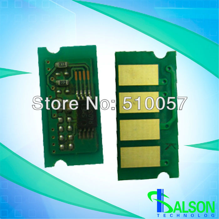Color Toner chip Smart Laser Copier Toner cartridge chip Reset for Ricoh CL4000/SP/C410/C411(China (Mainland))