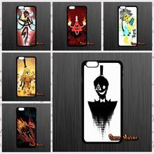 Buy Gravity Falls Bill Cipher Characters Case Cover Xiaomi Mi3 Mi4 Mi5 Redmi Note 2 3 Samsung Galaxy Alpha A9 E5 E7 S7 for $4.95 in AliExpress store