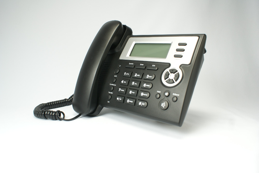 Super Low Cost Voip Phone 2 Sip Lines Sip Ip Phone