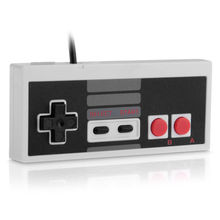 NES Retro PC USB Controller Classic Nintendo Plug-n-Play for Window/MAC Free Shipping