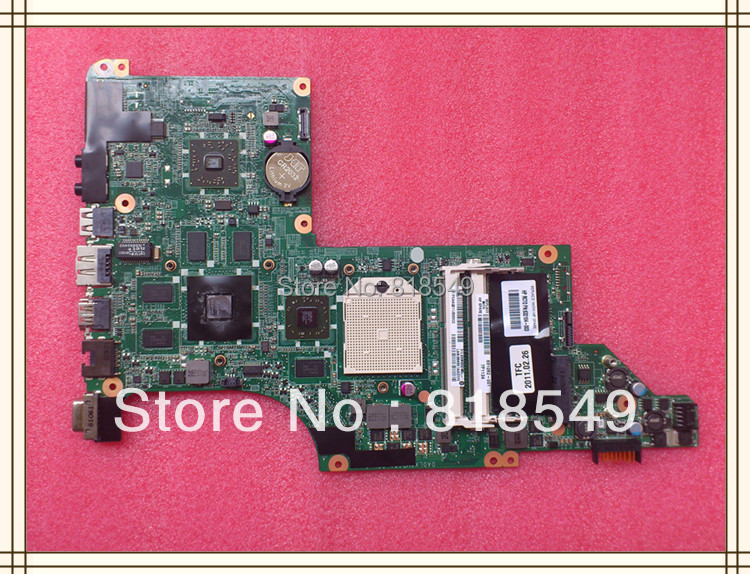 for HP Pavilion DV6 AMD laptop motherboard 631082-001 mainboard,qulity goods,full tested ok..<br><br>Aliexpress