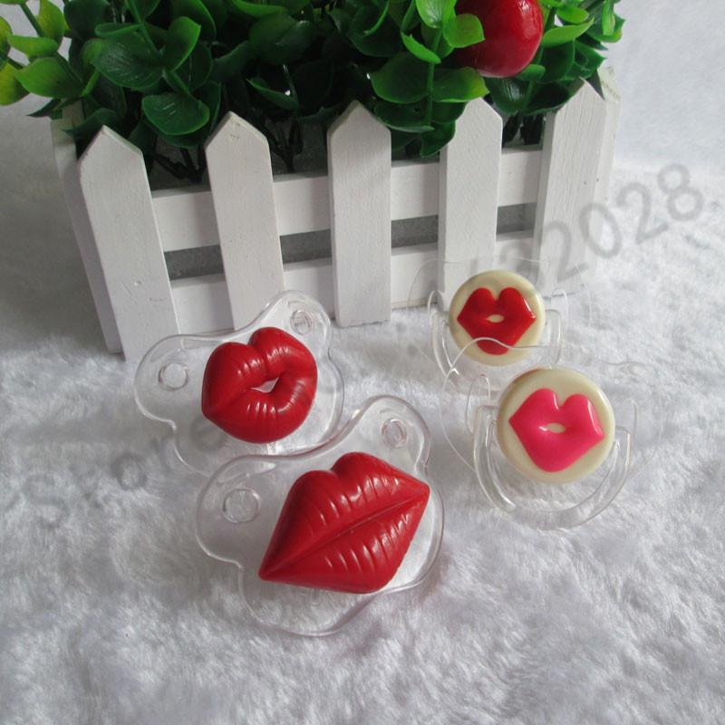 губы и соски