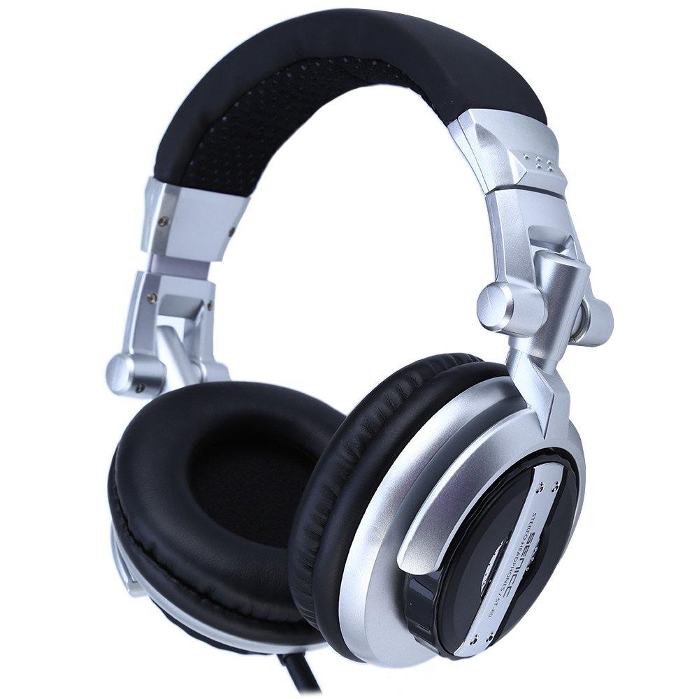 Somic ST-80 Professional Monitor Music Headset HiFi Super Bass DJ Headphone FREE shipping(China (Mainland))