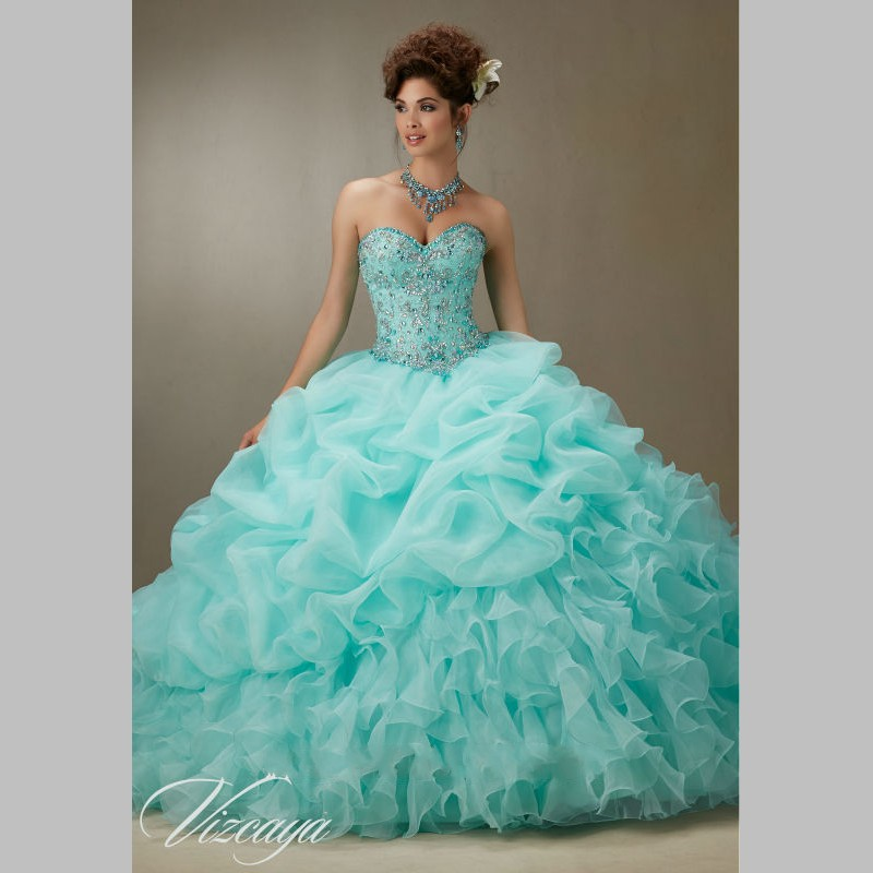 Baby Blue Quinceanera Dresses Promotion-Shop for ...