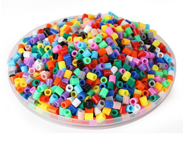 Color Bead Game Beads Colorful Diy Games