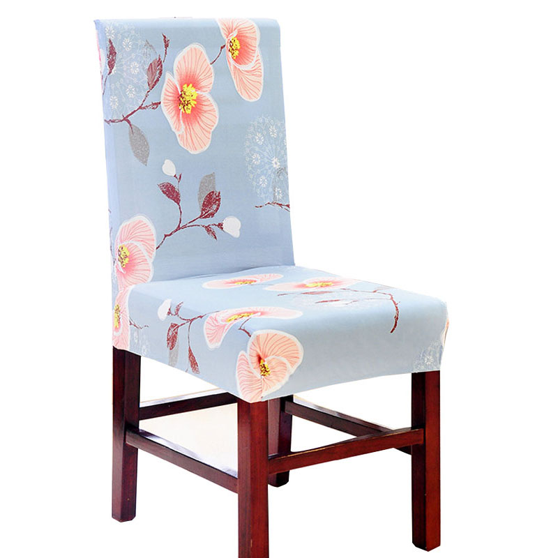 Compare prices on print chair covers online shopping buy for Housse lycra