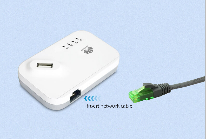 AF23 HUAWEI 4G LTE/3G USB Sharing Dock Router Ethernet WiFi Hotspot Access Point(China (Mainland))