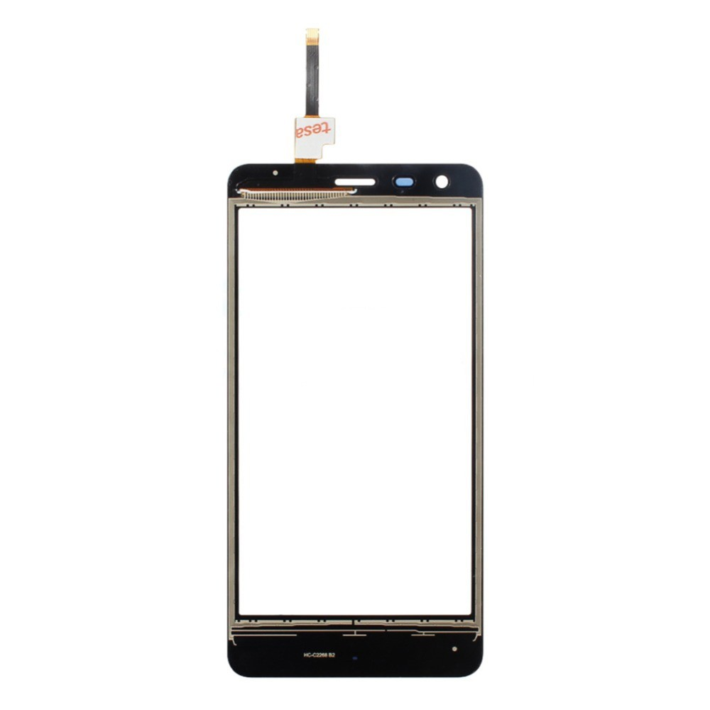 Black Touch Screen Panel Digitizer Glass Lens Sensor Replacement parts For Xiaomi Redmi 2