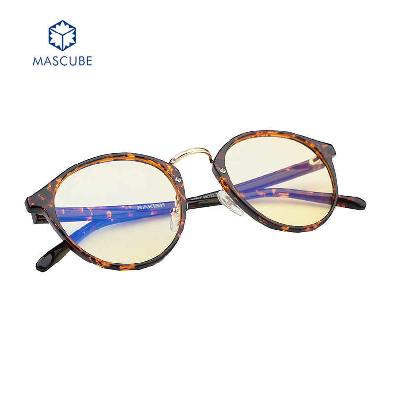 [MASCUBE]Reading Glasses Frame Anti-blue Goggles Anti Radiation Women Men Computer Mirror Eyewear Accessories Send Case(China (Mainland))