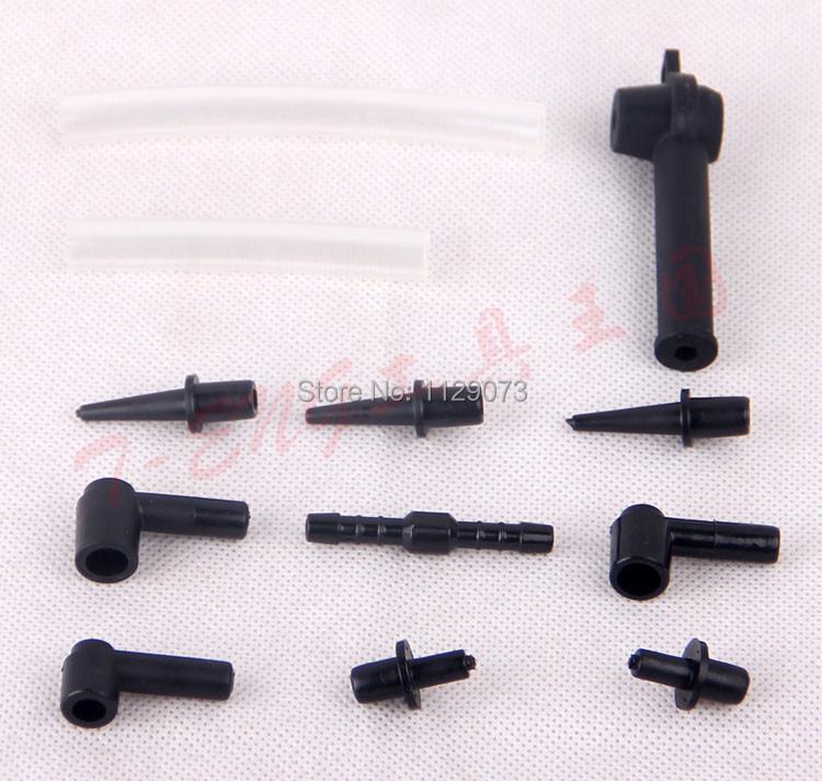 Free shipping!Pneumatic brake oil brake oil pumping oil change brake fluid replacement machine tool brake fittings 30301(China (Mainland))