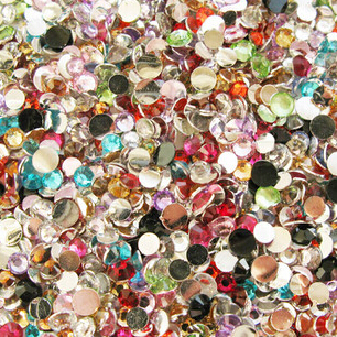 10000pcs/Bag Clear Crystal DMC HotFix FlatBack Rhinestones trim strass,DIY iron on glass Hot Fix crystal stones(China (Mainland))