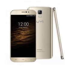 Original Umi Rome X MTK6580 Mobile Phone 1280*720 HD Android 5.1 1.3GHz Quad Core 1GB+8GB Dual SIM 2500mAh Smartphone Free Ship