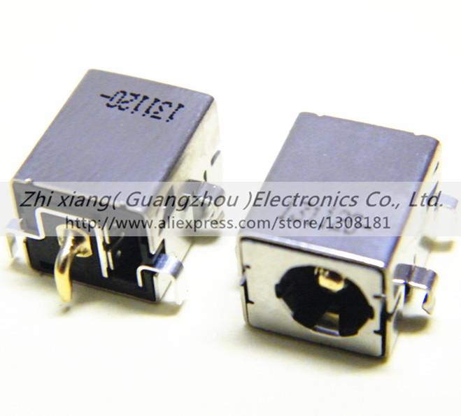 50 pcs/lot DC Power Jack charging Power connector for Asus K42JC X42J A42J K42JR A40J EEE PC 1004DN 1201K  2.5mm socket<br><br>Aliexpress