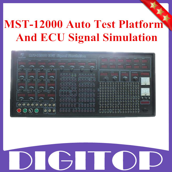Excellent MST-12000 Universal Automotive Test Platform And ECU Signal Simulation<br><br>Aliexpress