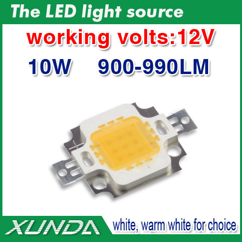 10W 20W 30W 50W 100W High Power Integrated LED lamp Beads Chips SMD Bulb For Floodlight Spot light Warm white/Red/Green/Blue/RGB(China (Mainland))