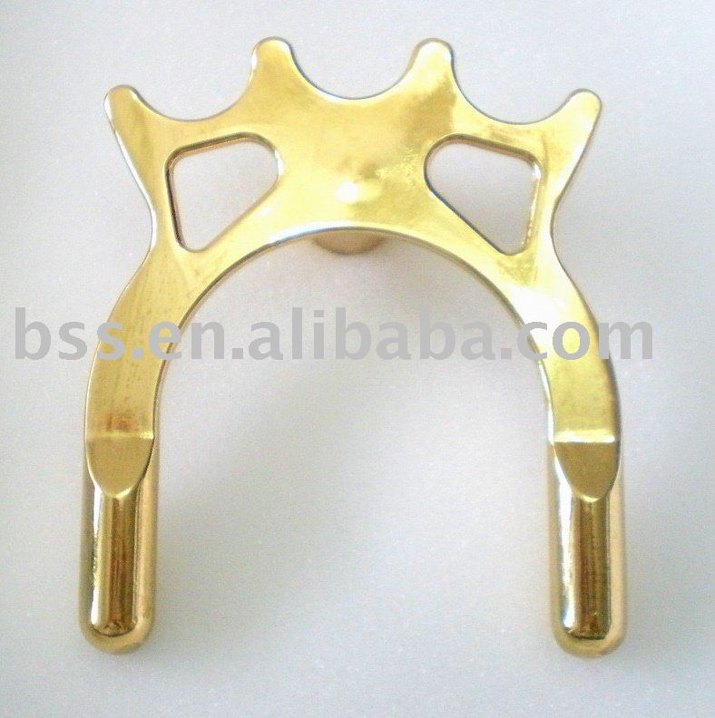 Free shipping 2pcs/lot Brass spider Rest Head Pool Snooker billiard Stick table
