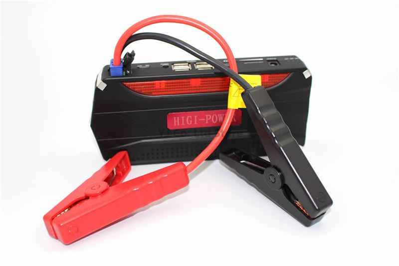 Hot 68800mAh 4USB Multi-function Jump Starter battery Emergency Car Charger Power Bank Battery SOS Car Emergency Starter Hammer
