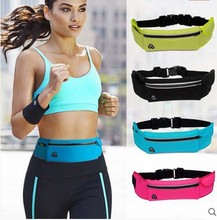 Buy Gym Waist Bag Waterproof Sport Outdoor Fashion Belt Universal Phone Case Pouch Samsung S4 6 7 edge Mini J1 3 5 A3 5 2016 for $3.32 in AliExpress store