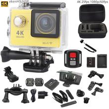 "Original Eken H9/H9R Ultra HD 4K Video 170 Angle action Camera 2.0"" Screen 1080p 60fps go pro Camera style waterproof pro camera(China (Mainland))"