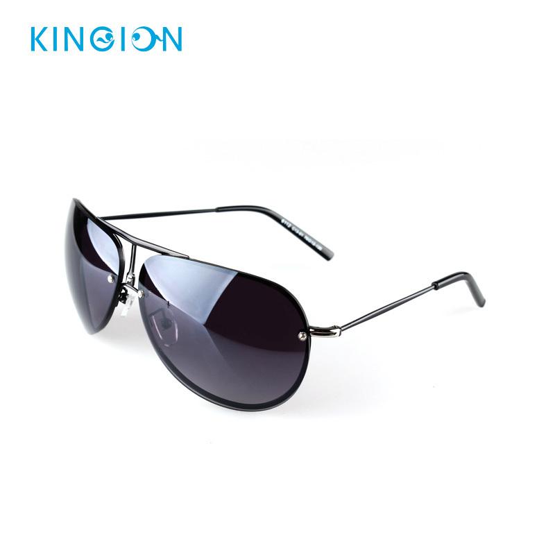 Мужские солнцезащитные очки Kingion 2015 6112C 1301 6112-C13-01