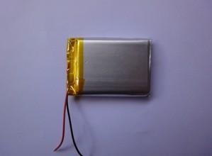 800mAh 503040 3.7V CLthium-ion battery mini stereo MP3 Speaker megaphone story(China (Mainland))