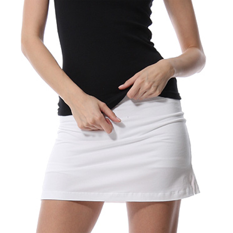 Tennis Skirt Stylish Womens Sport Mini Skirt Women's Skater Mini Slim Skirt Saias Femininas Prevent Exposed Short Skirts K 7063(China (Mainland))