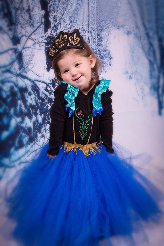 Baby Blue Tutu Dress Baby Girl Beauty Blue Tutu