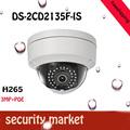 2016 HOT DS 2CD2135F IS cctv camera 1080P Audio Alarm I O POE IP camera TF