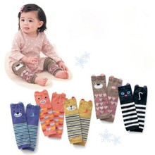 Leg Warmers Legging Arm Warm Striped For Infant Baby Toddler Girl Boy Wholesale Free Shipping(China (Mainland))