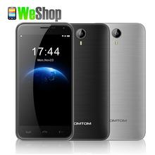 in stock HOMTOM HT3 Pro 4G lte Smart cellphones 5.0 inch HD Android 5.1 2GB / 16GB MTK6735 Quad Core 8MP Camera Mobile Phone(China (Mainland))
