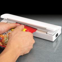 Food Vacuum Sealer Save Portable Reseal Storage Bag Keep Food Drop Shipping HG-00054(China (Mainland))