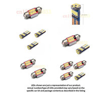 4pc LED Lights Car Styling Interior Package Kit Honda CIVIC IX Tourer VIII Hatchback HR-V (GH) JAZZ II - Fast Furious's store
