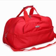 2016 Fashion Foldable portable shoulder bag waterproof travel bag Travel luggage large capacity Travel Tote men and women(China (Mainland))