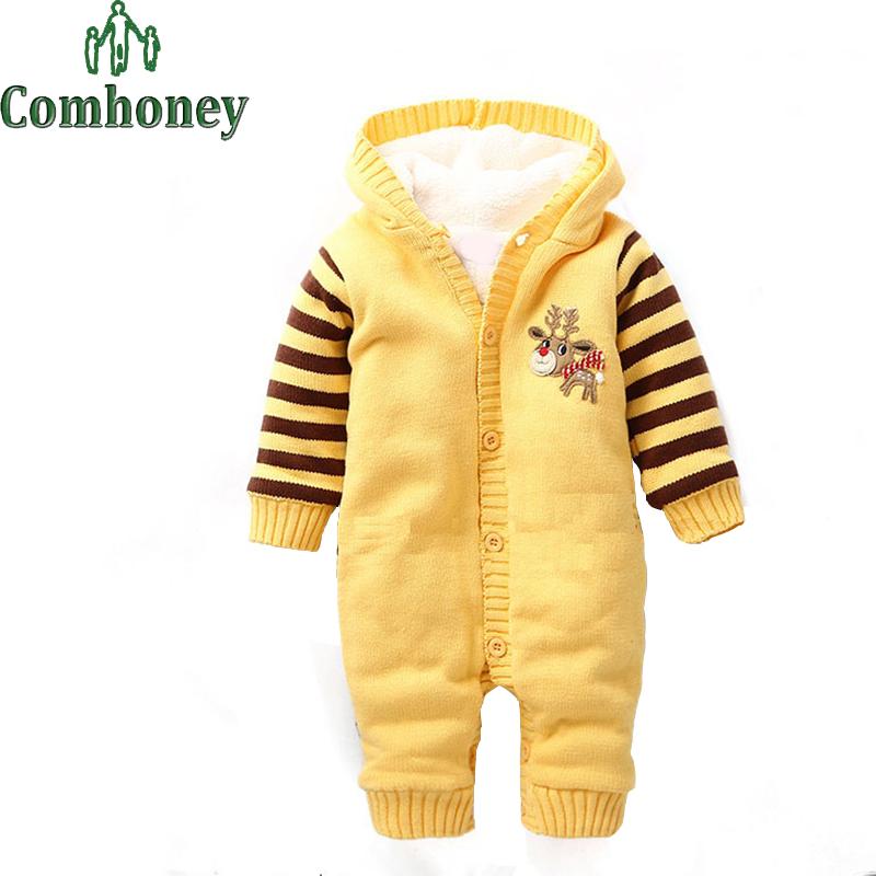 christmas fleece jumpsuit children winter overalls for. Black Bedroom Furniture Sets. Home Design Ideas