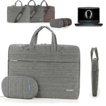 13.3» 14» 15.6» Laptop Sleeve Shoulder Bag, Computer Suit Portable Carrying Case Handbag For Dell Alienware 13 14 15 series