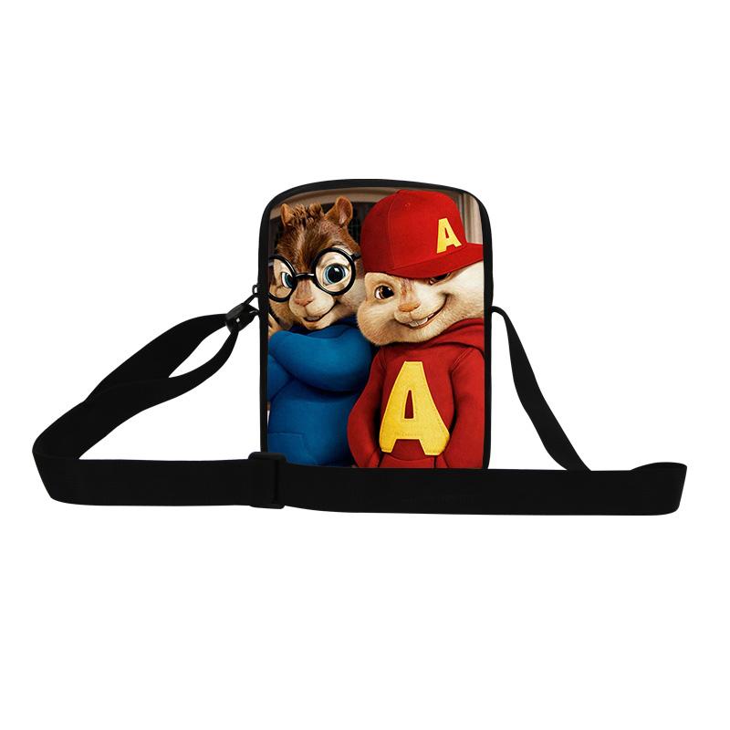 Cute Mini Children School Bag Kids 3D Cartoon Animal Messenger Bags For Boys Girls Baby Kindergarten Book Bags Mochila Infantil(China (Mainland))